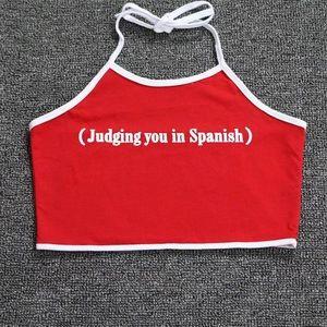Spanish t shirt